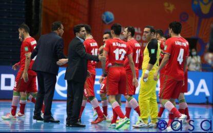 واکنش ناظمالشریعه به پیروزی مقابل ازبکستان و دیدار در یکچهارم برابر قزاقستان