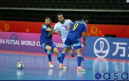 اظهار نظر ۲ بازیکن قزاقستان پس از شکست ایران