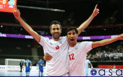 ایران خواستار میزبانی مسابقات جام جهانی ۲۰۲۴ فوتسال شد