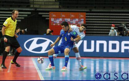 اشاره AFC و فیفا به ناکامی تیم ملی ایران برای سومین صعود به نیمه نهایی + عکس