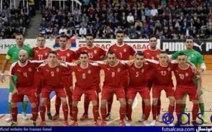 آشنایی با تیم فوتسال صربستان، اولین حریف ایران در جام جهانی۲۰۲۱