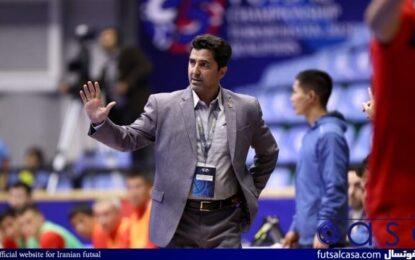ناظم الشریعه: بازی با صربستان نحوه صعود ایران از گروه را مشخص میکند