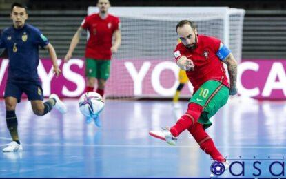 جام جهانی ۲۰۲۱؛ دومین تیم صعود کننده به فینال جام جهانی فوتسال امشب مشخص میشود