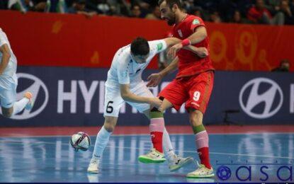 احمد عباسی: مقابل ازبکستان دچار غرور کاذب شدیم/مهمترین چیز در جام جهانی بردن در هر بازی است