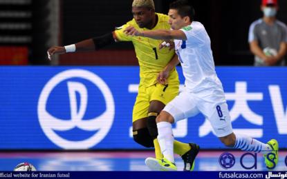 برنامه بازیهای پنجشنبه جام جهانی فوتسال/ رونمایی از حریف احتمالی ایران