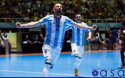 آرژانتین پیروز دربی آمریکای جنوبی/ آلبی سلسته و دبل در حضور فینال/دستان برزیل از رسیدن به جام کوتاه ماند