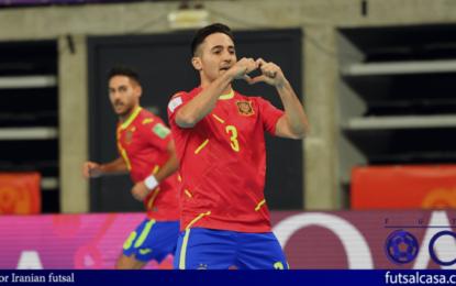 برنامه بازیهای امروز مرحله یک چهارم نهایی جام جهانی فوتسال