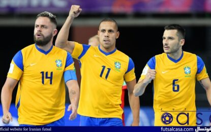رده بندی جام جهانی ۲۰۲۱؛ برزیلیها سوم دنیا شدند/ قزاقستان نتوانست جانشین سومی ایران شود